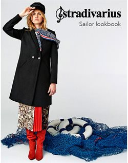 Stradivarius Sailor lookbook