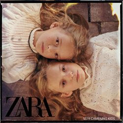 Zara SS19 Kids