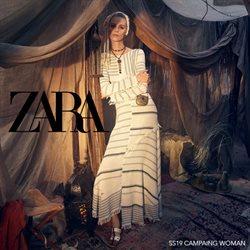 Zara SS19 Campaing Woman