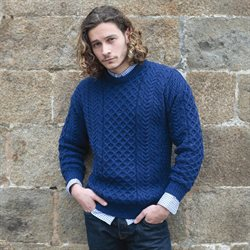 Collection Pulls Aran / Homme