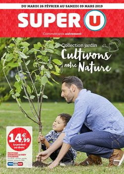 COLLECTION JARDIN CULTIVONS NOTRE NATURE
