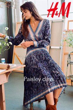 H&M Paisley days