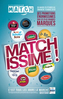 Match'issime !