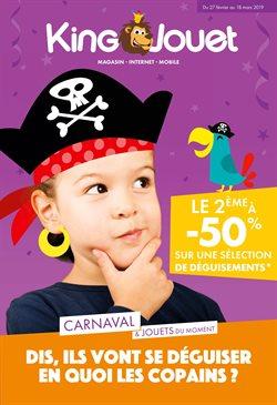 Carnaval & Jouets du moment