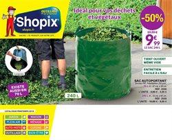 Idéal pour vos déchets et végétaux