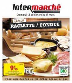 RACLETTE / FONDUE