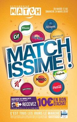 Matchissime !