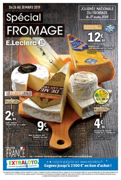 Spécial fromage