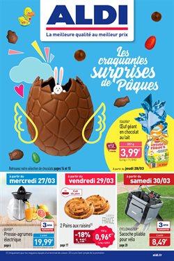 Les craquantes surprises de Pâques