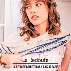 La Redoute Collections X Balzac Paris