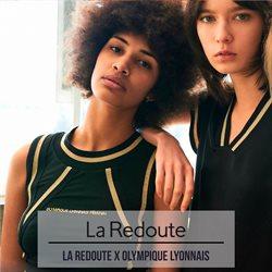 La Redoute X Olympique Lyonnais