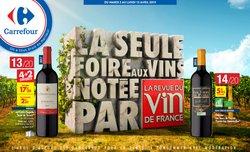 Foire aux vins de printemps 2019