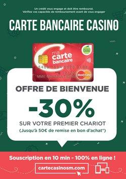 Carte Bancaire Casino