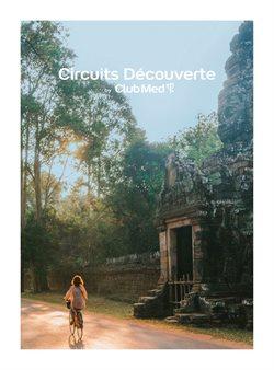 Nouvelle Brochure Circuits Découverte