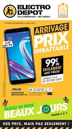 Arrivage Prix Imbattable