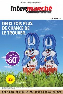 DEUX FOIS PLUS DE CHANCE DE LE TROUVER