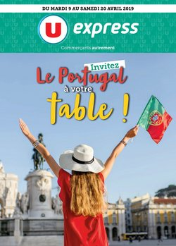 INVITEZ LE PORTUGAL À VOTRE TABLE !