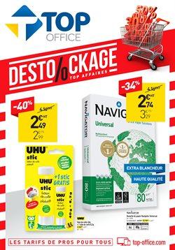 Catalogue déstockage