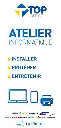 Catalogue Brochure Informatique