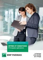 Offres et conditions - Entreprises et Associations