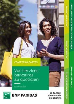 Vos services bancaires au quotidien