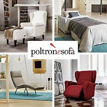 Catalogue des fauteuils chez poltronesofà