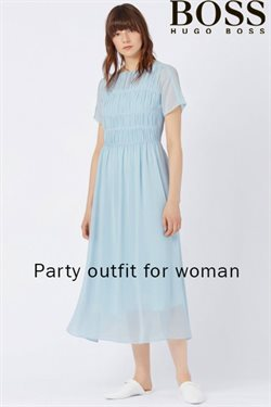 Party outfit for woman
