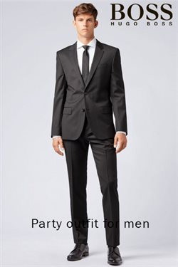 Party outfit for men
