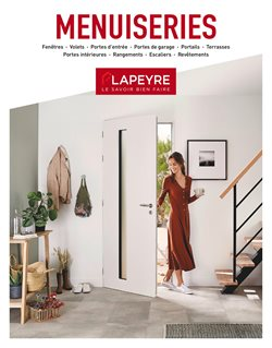 Catalogue Menuiserie 2019
