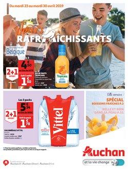 Auchan Avril 2019