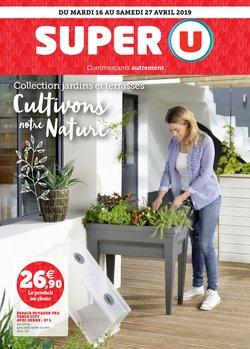Super U - Catalogue, prospectus et code promo Juin 2019