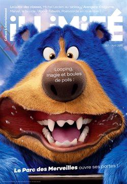 Magazine Illimite n° d'Avril 2019