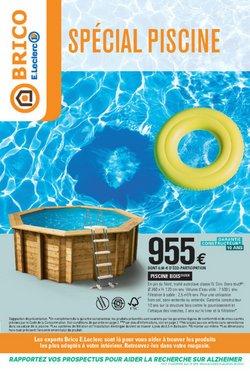 Spécial piscine