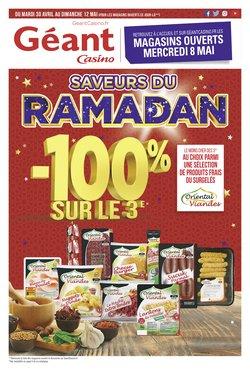 Saveurs du Ramadan