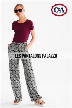 Les Pantalons Palazzo