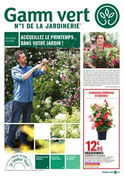Nº 1 de la jardinerie