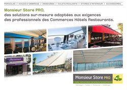 Monsieur Store PRO