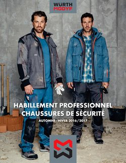 Habillement Professionnel - Chaussures de sécurité