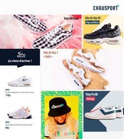 Catalogue Chausport