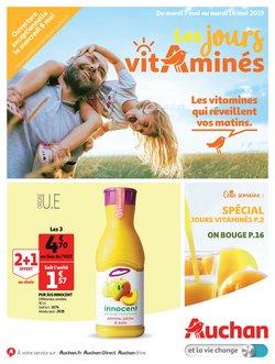 Les jours vitaminés