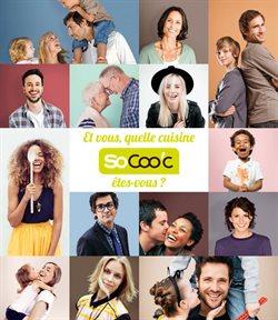 Et vous, quelle cuisine Socoo'c êtes-vous?