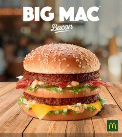 Nos Menus McDonald's