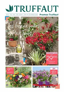 Truffaut Catalogue Prospectus Et Code Promo Decembre 2020