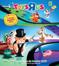 Guide Jeux de Société 2019