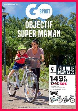 Objectif super maman
