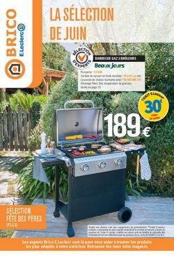 Brico Eleclerc Catalogue Réduction Et Code Promo Janvier