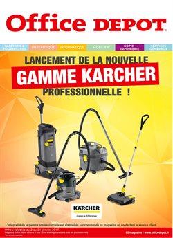 Lancement de la nouvelle Gamme Karcher professionnelle!