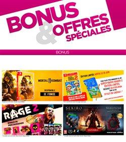 Bonus & Offres Spéciales