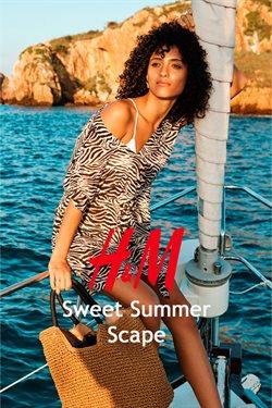 Sweet summer scape