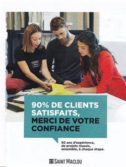 90% de clients satisfaits